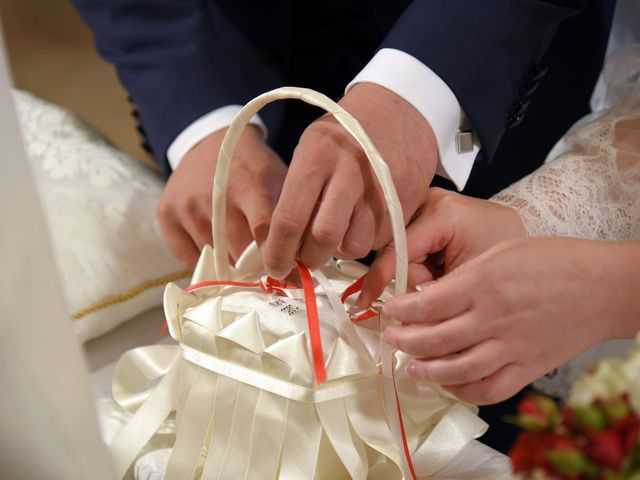 Il matrimonio di Nicola e Silvia a Spello, Perugia 31