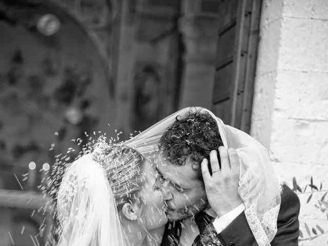 Il matrimonio di Nicola e Silvia a Spello, Perugia 37