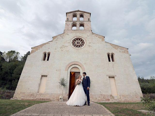 Il matrimonio di Nicola e Silvia a Spello, Perugia 38