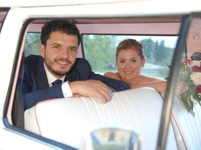 Il matrimonio di Nicola e Silvia a Spello, Perugia 39
