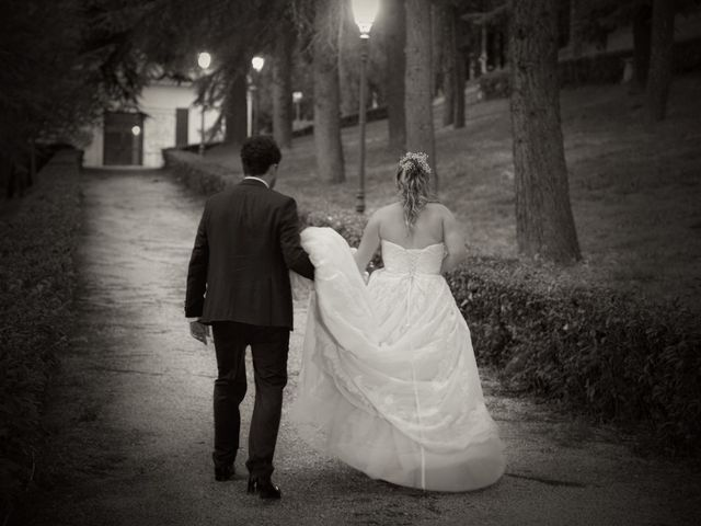 Il matrimonio di Nicola e Silvia a Spello, Perugia 42