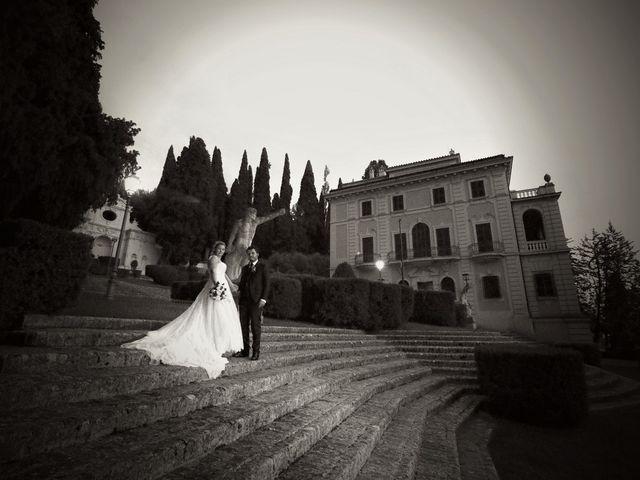 Il matrimonio di Nicola e Silvia a Spello, Perugia 3
