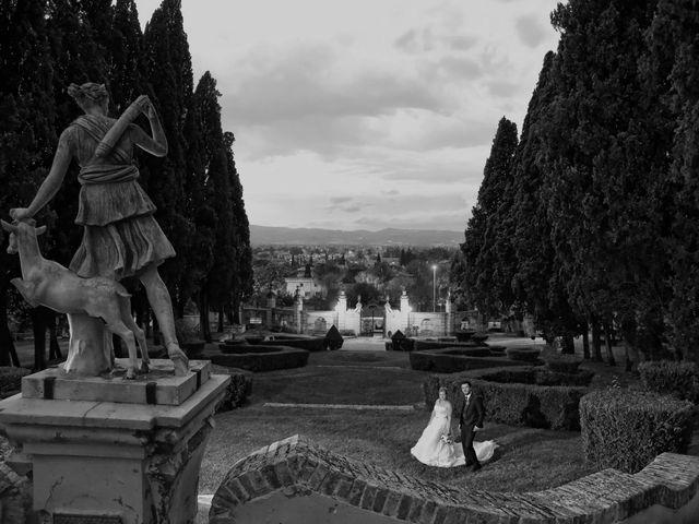 Il matrimonio di Nicola e Silvia a Spello, Perugia 43