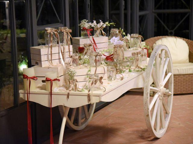 Il matrimonio di Nicola e Silvia a Spello, Perugia 47