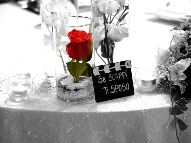 Il matrimonio di Nicola e Silvia a Spello, Perugia 50