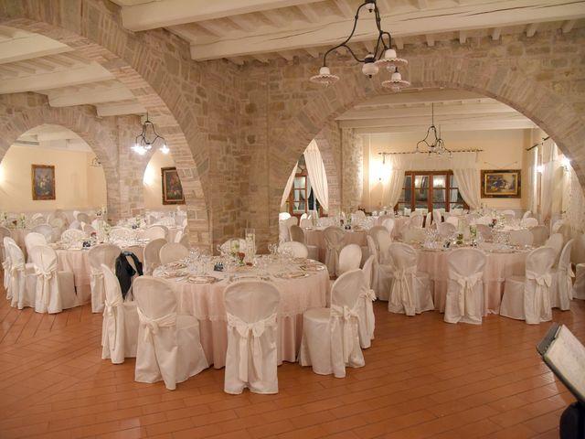 Il matrimonio di Nicola e Silvia a Spello, Perugia 51