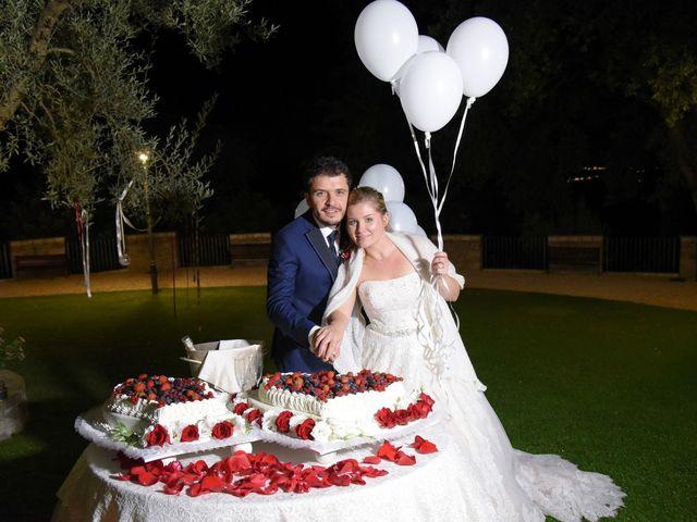 Il matrimonio di Nicola e Silvia a Spello, Perugia 53