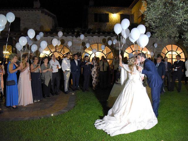 Il matrimonio di Nicola e Silvia a Spello, Perugia 54