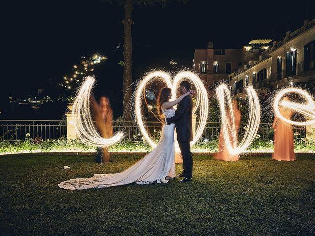 Le nozze di Carla e Agostino
