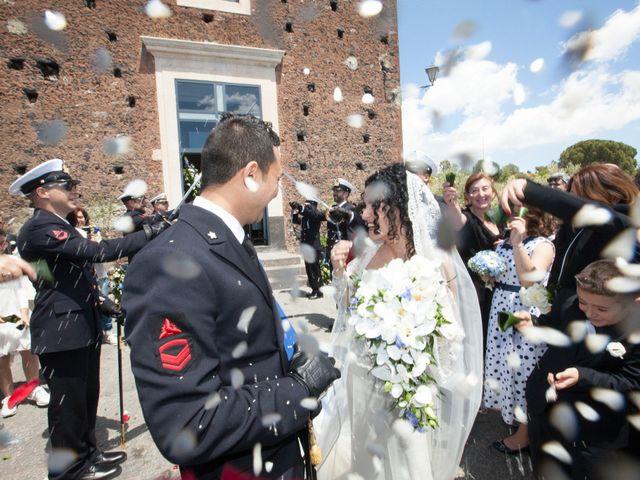 Il matrimonio di Salvo e Paola a Catania, Catania 11