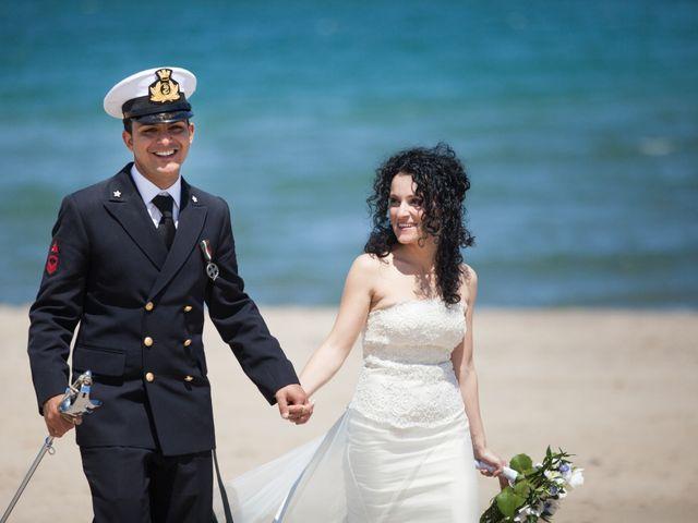 Il matrimonio di Salvo e Paola a Catania, Catania 18