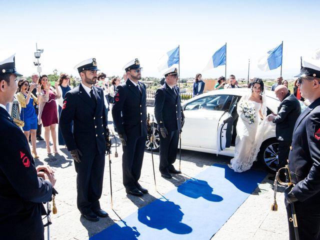 Il matrimonio di Salvo e Paola a Catania, Catania 20
