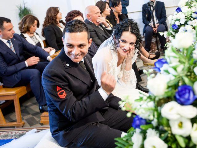 Il matrimonio di Salvo e Paola a Catania, Catania 22