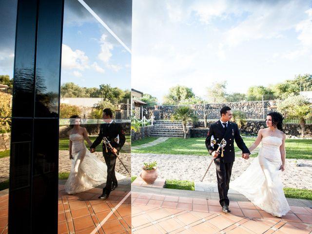 Il matrimonio di Salvo e Paola a Catania, Catania 24