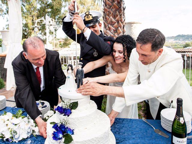Il matrimonio di Salvo e Paola a Catania, Catania 25