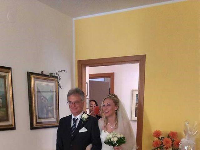 Il matrimonio di Simona e Fabio  a Agugliano, Ancona 3