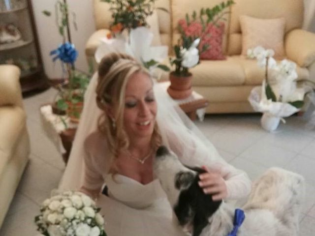 Il matrimonio di Simona e Fabio  a Agugliano, Ancona 4