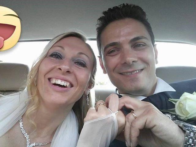 Il matrimonio di Simona e Fabio  a Agugliano, Ancona 1