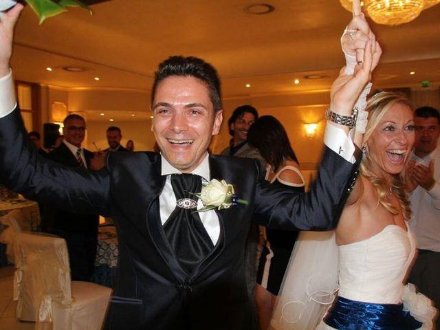 Le nozze di Fabio  e Simona