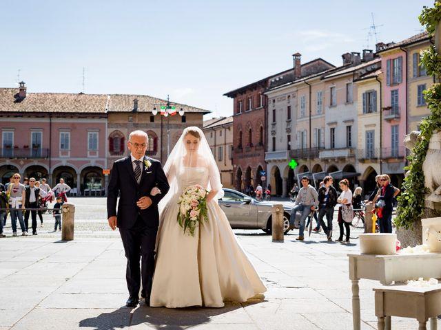 Il matrimonio di Giorgio e Eleonora a Lodi, Lodi 11