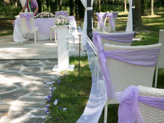 Il matrimonio di Luigi e Noemi a Vigevano, Pavia 17