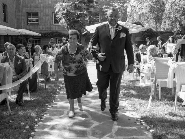 Il matrimonio di Luigi e Noemi a Vigevano, Pavia 18