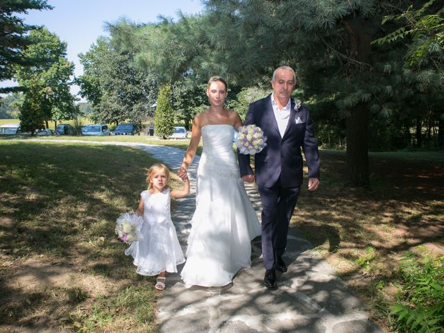 Il matrimonio di Luigi e Noemi a Vigevano, Pavia 19