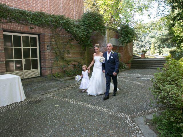 Il matrimonio di Luigi e Noemi a Vigevano, Pavia 20