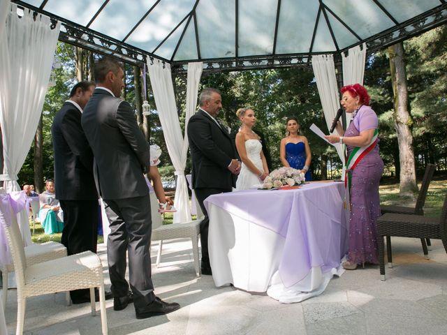 Il matrimonio di Luigi e Noemi a Vigevano, Pavia 21