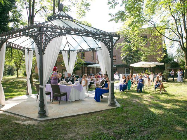 Il matrimonio di Luigi e Noemi a Vigevano, Pavia 23
