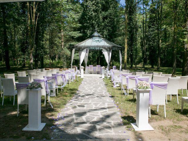 Il matrimonio di Luigi e Noemi a Vigevano, Pavia 27