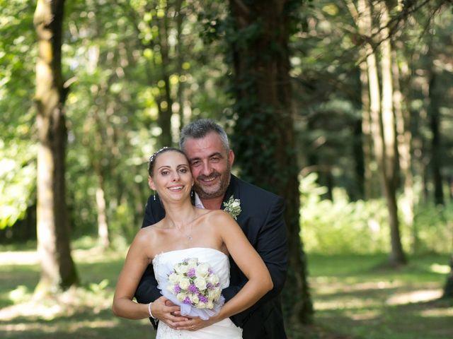 Il matrimonio di Luigi e Noemi a Vigevano, Pavia 40