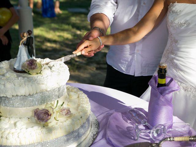 Il matrimonio di Luigi e Noemi a Vigevano, Pavia 45