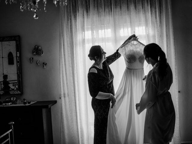 Il matrimonio di Ferdinando e Tina a Pomigliano d'Arco, Napoli 26