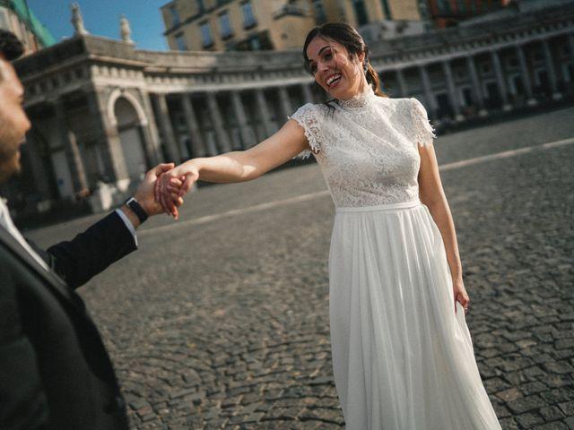 Il matrimonio di Ferdinando e Tina a Pomigliano d'Arco, Napoli 29