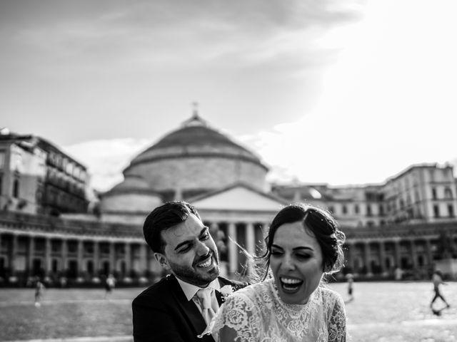 Il matrimonio di Ferdinando e Tina a Pomigliano d'Arco, Napoli 30