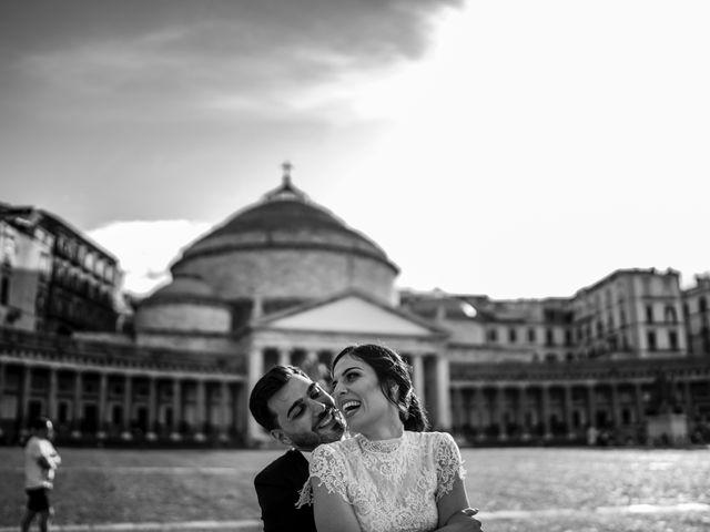 Il matrimonio di Ferdinando e Tina a Pomigliano d'Arco, Napoli 31
