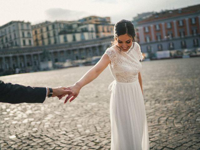 Il matrimonio di Ferdinando e Tina a Pomigliano d'Arco, Napoli 32