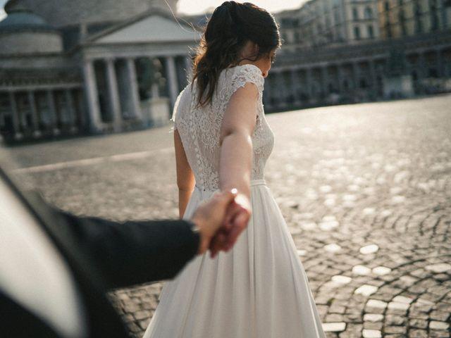 Il matrimonio di Ferdinando e Tina a Pomigliano d'Arco, Napoli 34