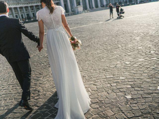 Il matrimonio di Ferdinando e Tina a Pomigliano d'Arco, Napoli 36
