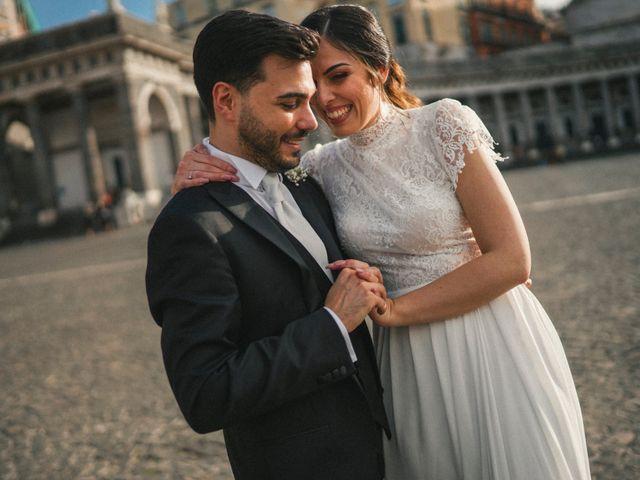 Il matrimonio di Ferdinando e Tina a Pomigliano d'Arco, Napoli 37