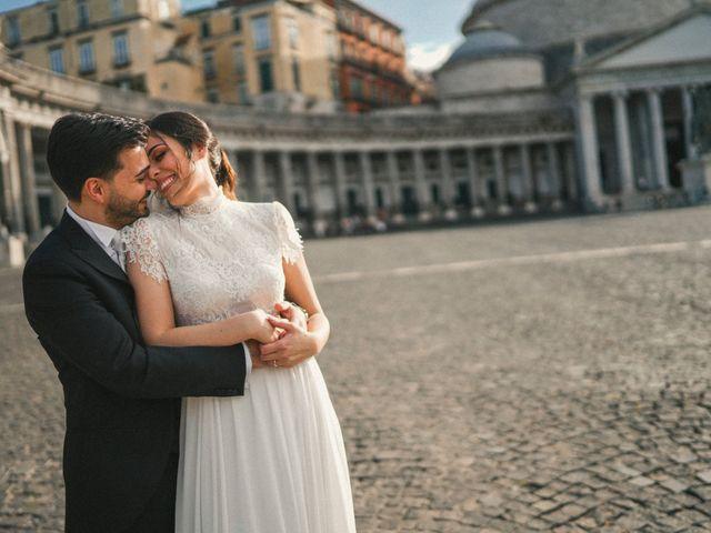 Il matrimonio di Ferdinando e Tina a Pomigliano d'Arco, Napoli 38