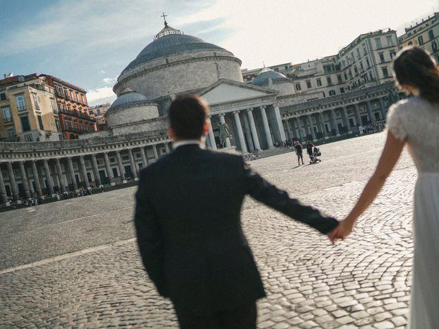 Il matrimonio di Ferdinando e Tina a Pomigliano d'Arco, Napoli 40