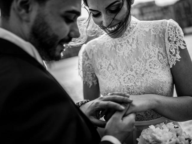 Il matrimonio di Ferdinando e Tina a Pomigliano d'Arco, Napoli 46