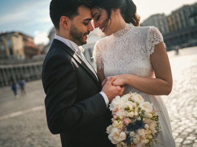 Il matrimonio di Ferdinando e Tina a Pomigliano d'Arco, Napoli 47