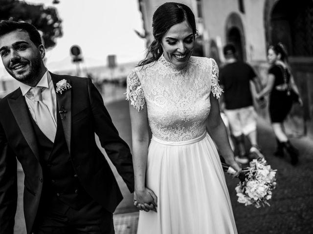 Il matrimonio di Ferdinando e Tina a Pomigliano d'Arco, Napoli 51