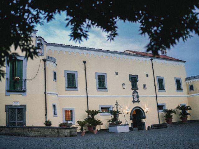 Il matrimonio di Ferdinando e Tina a Pomigliano d'Arco, Napoli 56
