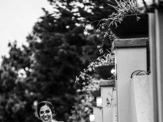 Il matrimonio di Ferdinando e Tina a Pomigliano d'Arco, Napoli 68
