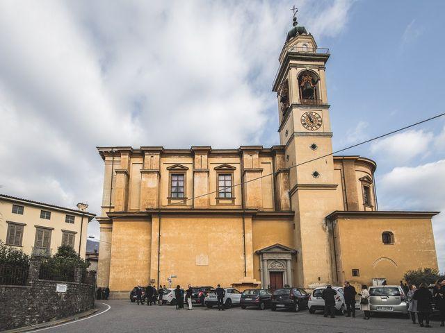 Il matrimonio di Stefano e Alice a Almenno San Bartolomeo, Bergamo 28