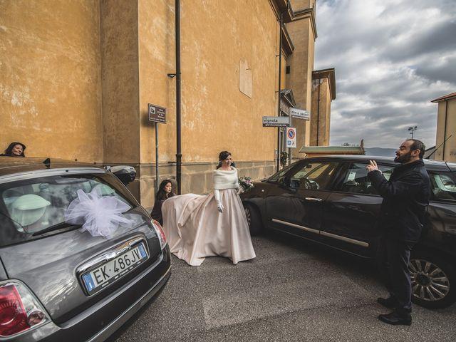 Il matrimonio di Stefano e Alice a Almenno San Bartolomeo, Bergamo 33